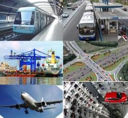 Phát triển đồng bộ các phương thức vận tải
