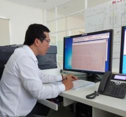 PC Ninh Thuận đưa vào vận hành hệ thống SCADA