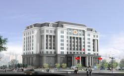 Đầu tư xây dựng 3 trụ sở cơ quan nhà nước