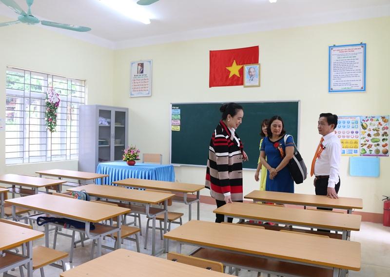 Khánh thành trường tiểu học tại Lai Châu do NPC tài trợ 3