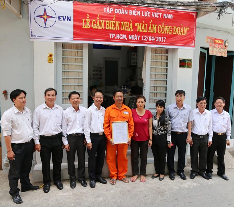Mái ấm công đoàn Điện lực Việt Nam: Nhật ký một chuyến đi 1