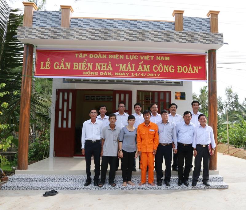 Mái ấm công đoàn Điện lực Việt Nam: Nhật ký một chuyến đi 2