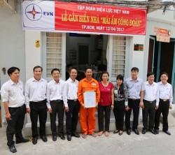 Mái ấm công đoàn Điện lực Việt Nam: Nhật ký một chuyến đi