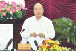 Thủ tướng làm việc với lãnh đạo chủ chốt tỉnh Bình Thuận
