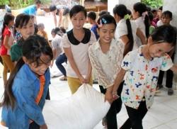 Hỗ trợ Yên Bái hơn 460 tấn gạo