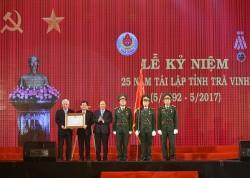 Thủ tướng dự lễ kỷ niệm 25 năm thành lập tỉnh Trà Vinh
