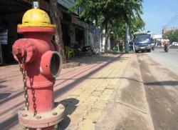 """Kiểm tra thông tin: Trụ nước chữa cháy không có nước, """"chạy"""" giám định sức khỏe"""