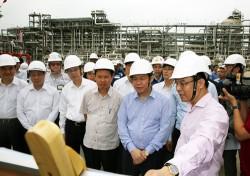 Lọc hóa dầu Nghi Sơn dự kiến vận hành vào đầu năm 2018