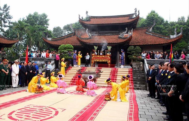 Phê duyệt quy hoạch Khu di tích Đền Hùng