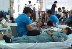 Đoàn Thanh niên GENCO 3 tham gia hiến máu nhân đạo