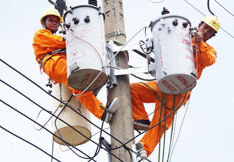 Điện cho mùa khô và giải pháp của SPC 1