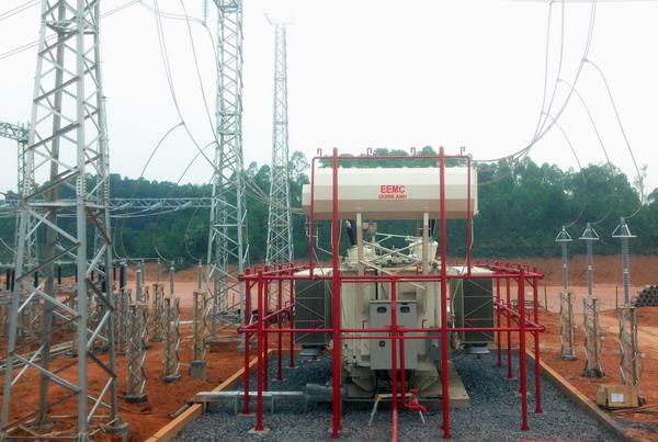 Đóng điện Trạm biến áp 220 kV Phú Thọ 1