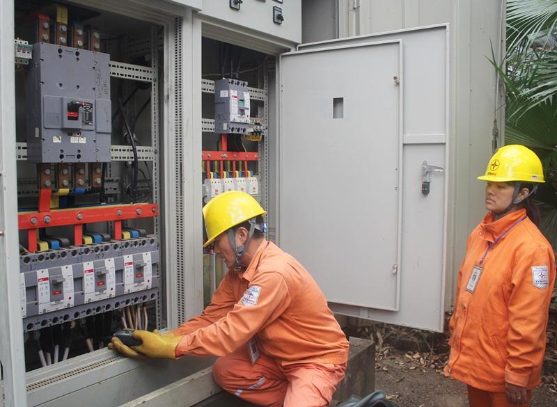 Nguồn điện đã sẵn sàng cho Ngày giỗ Tổ Hùng Vương 2