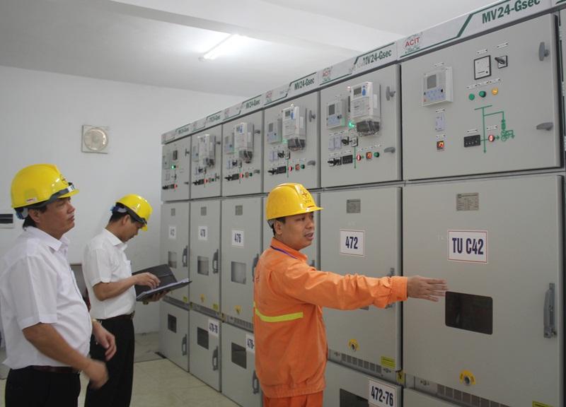 Nguồn điện đã sẵn sàng cho Ngày giỗ Tổ Hùng Vương 1