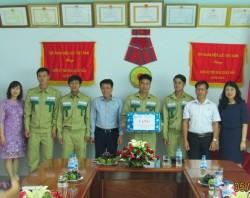 Công đoàn NPT triển khai nhiều hoạt động thiết thực