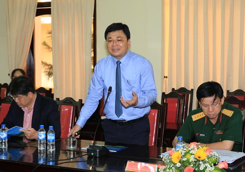 BSR đề nghị Quảng Ngãi kiến nghị Chính phủ nhiều nội dung lớn 2