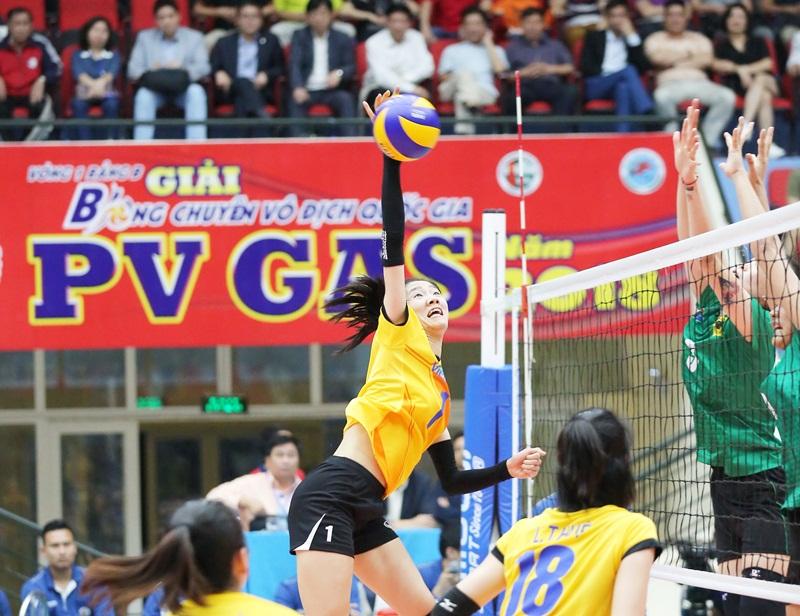 PV GAS đồng hành cùng Giải bóng chuyền vô địch quốc gia 4