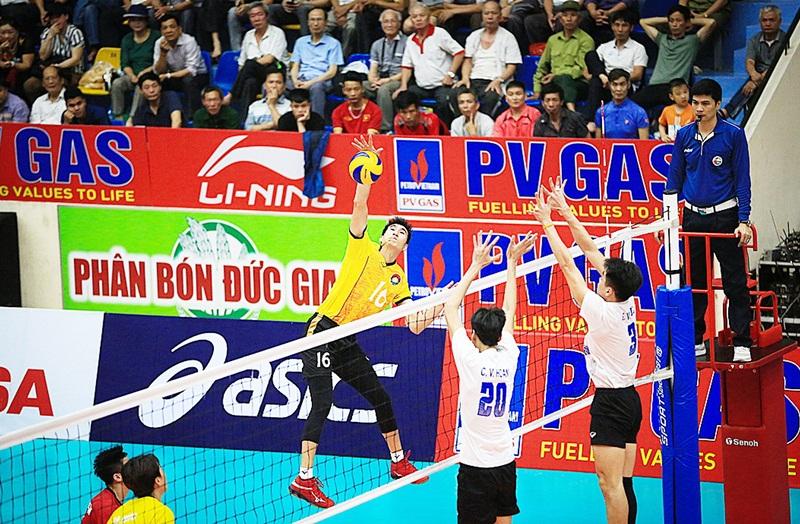 PV GAS đồng hành cùng Giải bóng chuyền vô địch quốc gia 3
