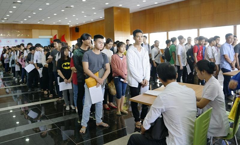 Đoàn Thanh niên PV GAS tổ chức Ngày hội hiến máu nhân đạo 1