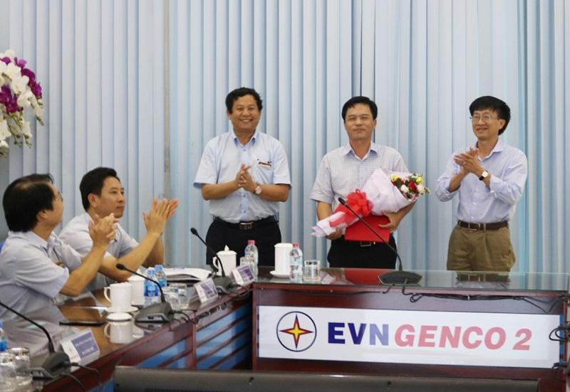 Bổ nhiệm Phó tổng giám đốc GENCO 2 1