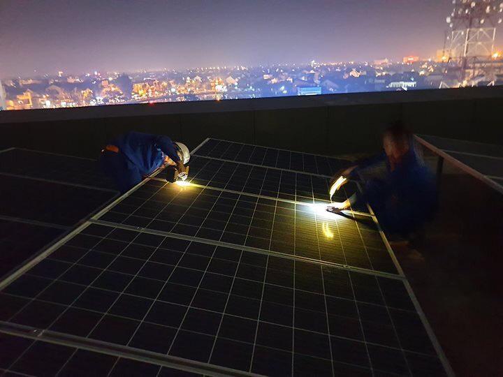EVNSPC hướng dẫn thực hiện các dự án điện mặt trời trên mái nhà