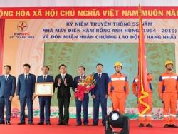 PC Thanh Hóa đón nhận Huân chương Lao động hạng Nhất