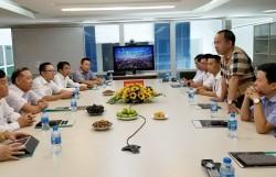 EVNSPC tăng cường hợp tác phát triển công nghệ số