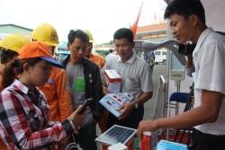 """""""Ngày hội tiết kiệm điện năm 2019"""" tại Tây Ninh"""