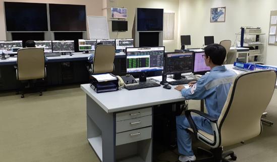 Hoàn thành trung tu tổ máy GT42 Nhiệt điện Phú Mỹ 4