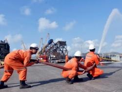 Vietsovpetro với công tác an toàn, sức khỏe và môi trường
