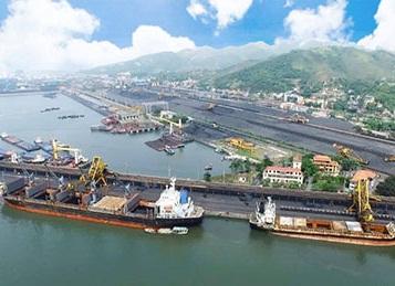 Kho vận và cảng Cẩm Phả đẩy mạnh sản xuất, kinh doanh