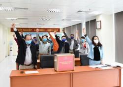 EVNHANOI chung tay đẩy lùi dịch bệnh Covid-19