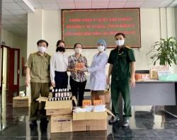 Nhiệt điện Uông Bí: Triển khai nhiều biện pháp phòng dịch Covid-19