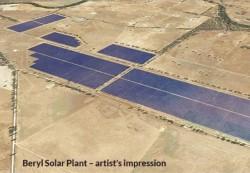 LONGi cấp thiết bị cho trang trại điện mặt trời ở Australia