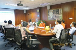 Công tác phòng, chống dịch bệnh Covid-19 tại NCSP