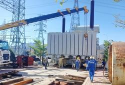 Đẩy nhanh tiến độ nâng công suất TBA 500 kV Vĩnh Tân