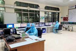 Đóng điện tạm máy biến áp tại Trạm biến áp 500 kV Nho Quan