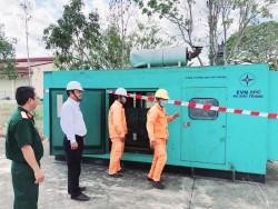 EVNSPC đảm bảo cấp điện và chung tay chống dịch Covid-19