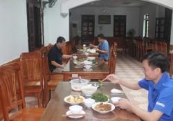 Công đoàn EVNGENCO3 đồng hành với người lao động trong dịch bệnh