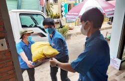 Thủy điện Buôn Kuốp hưởng ứng chương trình 'Cây ATM gạo nghĩa tình'