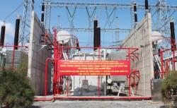Đóng điện dự án nâng công suất trạm 500 kV Vĩnh Tân (giai đoạn 1)
