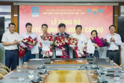 PV Power trao quyết định bổ nhiệm Kế toán trưởng và trưởng các ban