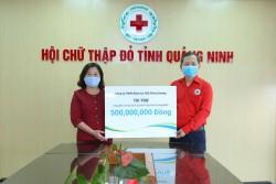 AES Mông Dương tài trợ kinh phí cho Quảng Ninh phòng dịch Covid-19