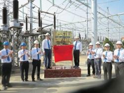 PTC2 gắn biển công trình chào mừng Đại hội Đảng bộ lần thứ X