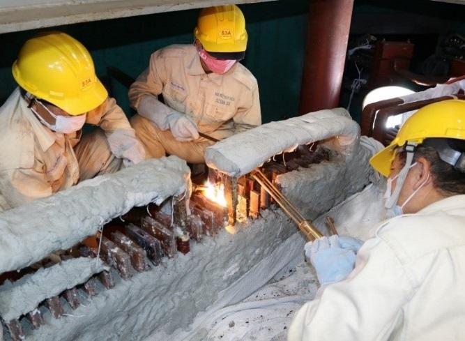 Thủy điện Sê San 3A tự xử lý thành công thanh dẫn bị hỏng lớp cách điện