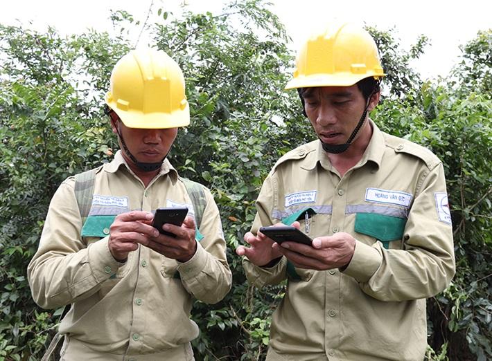 Hiệu quả từ ứng dụng công nghệ GIS trong quản lý, vận hành lưới điện