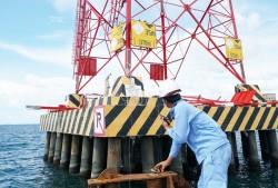 Dốc sức hoàn thành đường dây 220 kV Kiên Bình - Phú Quốc
