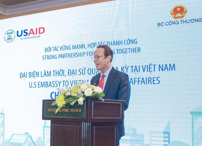 Hoa Kỳ cam kết hỗ trợ Việt Nam tiếp tục chuyển đổi sang năng lượng sạch