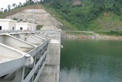 Thuỷ điện Đắk Mi 4 điều tiết xả nước phục vụ sản xuất nông nghiệp