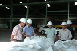 Tổng giám đốc Vinacomin kiểm tra tiêu thụ than và alumina